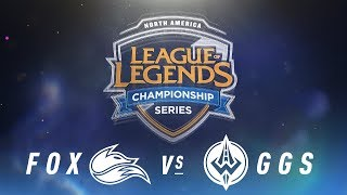 Video FOX vs. GGS - Week 4 Day 1 | NA LCS Spring Split |  Echo Fox vs. Golden Guardians (2018) MP3, 3GP, MP4, WEBM, AVI, FLV Agustus 2018