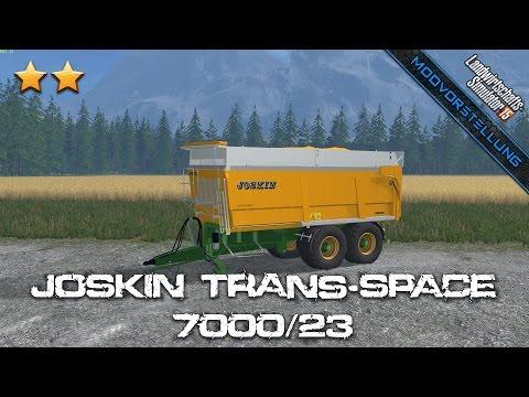 Joskin Trans Space 7000/23 v2.0