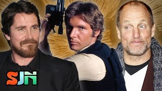 Christian Bale vs. Woody Harrelson for Han Solo Solo Movie by Clevver Movies