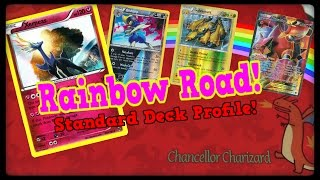 Rainbow Road 2nd Place STANDARD Deck Profile! by Master Jigglypuff and Friends