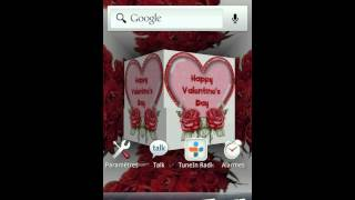 Valentine day live wallpapers YouTube video