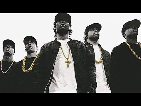 N.W.A. 2Pac & DJ AK - Straight Outta Compton (2020)