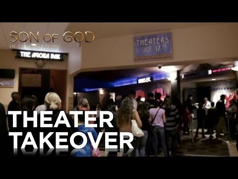 san - Witness the reactions of theater-goers in San Antonio after watching Son Of God! Son of God is Now Playing. Now, the larger-than-life story of The New Testam...