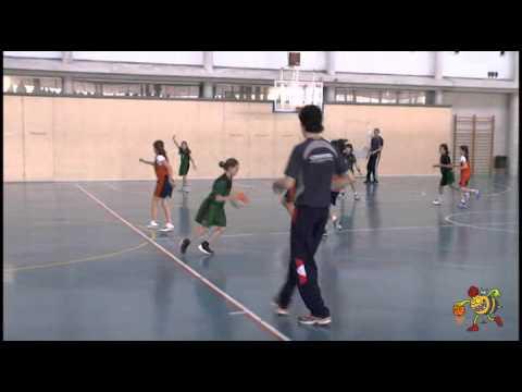 Premini Femenino. Liceo Monjardin vs Navarro Villolada
