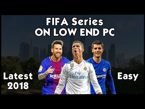 How To Run FIFA Series Low End PC | 2018 | 4GB RAM | HiteshKS