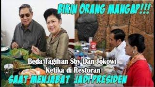 Video BIKIN KAGET, Inilah Beda Tagihan Sby Dan Jokowi Ketika Masuk Restoran MP3, 3GP, MP4, WEBM, AVI, FLV Januari 2019