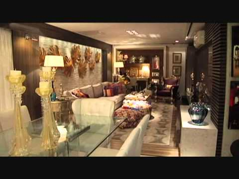 Casa Cor SC 2012-Living- Projeto: Anna Maya e Anderson Schussler