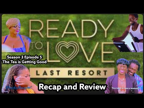 OWN Ready To Love | Houston Season 3 Episode 5 | The Tea is Getting Good | Recap and Review