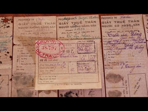 Người sưu tầm hàng nghìn hóa đơn của Sài Gòn xưa @ vcloz.com