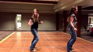 Dirt On My Boots Line Dance (Demo Video)