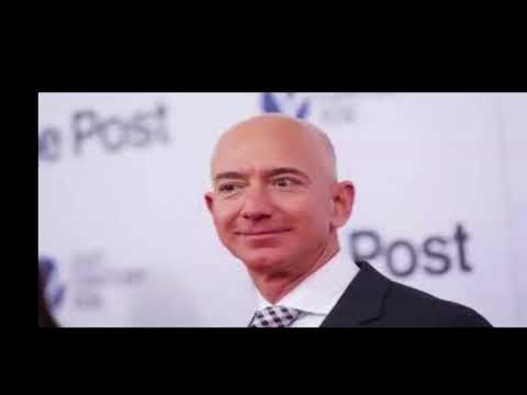 jeff bezos stepfather - richest man in history