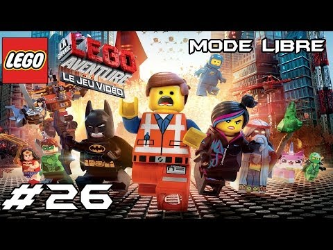 LEGO La Grande Aventure ? Le Jeu Vid�o Xbox One