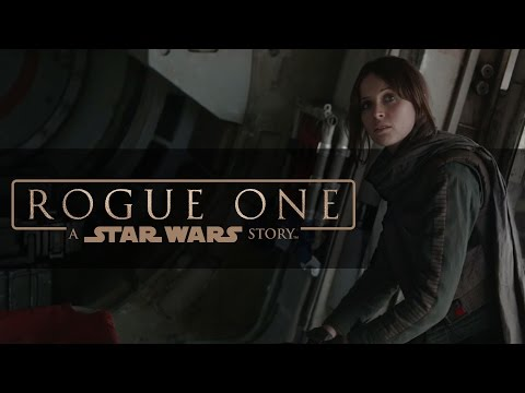 Rogue One: A Star Wars Story (Trailer 'Trust')