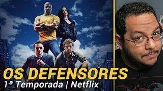 Finalmente o projeto da Marvel e Netflix de juntar os seus heróis da TV tem sua primeira temporada liberada. Será que deu tudo...
