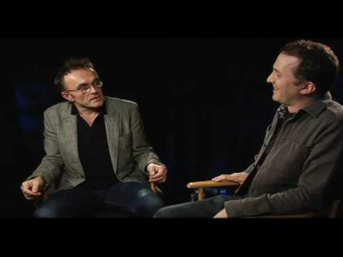 directing - Directors Danny Boyle (Slumdog Millionaire, Trainspotting) and Darren Aronofsky (The Wrestler, Requiem For A Dream) discuss their two unique directing styles.
