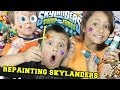 Sky Kids repainting Skylanders Swap Force + Giants [Custom] (MESSY MESSY MESSY CHILDREN)
