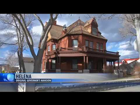 Montana Historical Society Hosts Free Tours Of Original Governor's Mansion