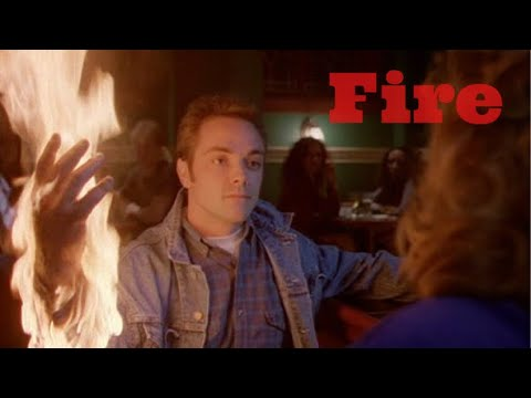 X Files Season 1 Episode 12 Fire Spoiler Discussion Review