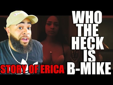 {{ REACTION }} Bmike - Story Of Erica [Official Music Video]