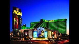 MGM Las Vegas 4K
