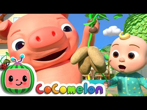 One Potato, Two Potatoes | CoComelon Nursery Rhymes & Kids Songs