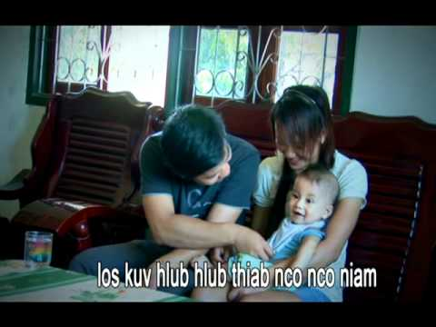 Maiv Vaj= Nco Kuv Mes Leej Niam (Dedicate to My Mom And Dad Yong Va Thao) We Love You Mom.
