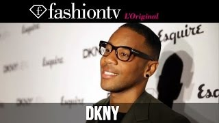DKNY Men Spring/Summer 2015 | London Collections: Men | FashionTV