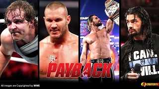 Nonton #Payback (2016) — FULL MATCH — Last Man Standing Match WWE Payback 2016 (WWE Network) Film Subtitle Indonesia Streaming Movie Download