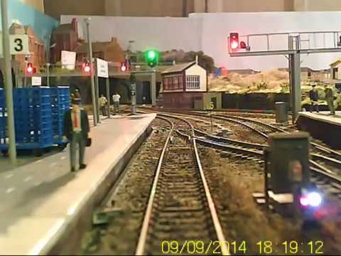 OO British model Railway layout FULL TOUR