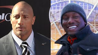 Nonton Dwayne Johnson vs. Tyrese -- What's Happening With the 'Fast and Furious' Sequels and Spinoffs Film Subtitle Indonesia Streaming Movie Download