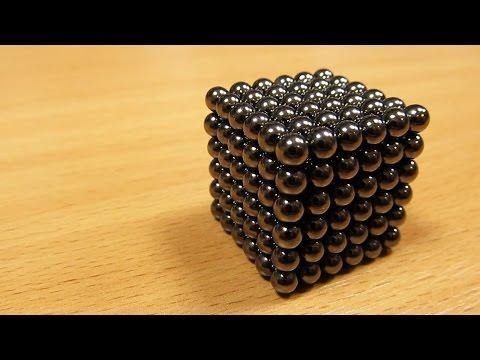 Неокуб магнитный Делаю фигуры из Нео куба - DomaVideo.Ru