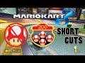 [MK8] All 200cc Shroomless Shortcuts