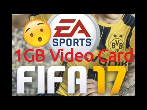 FIFA 17 LOW END PC