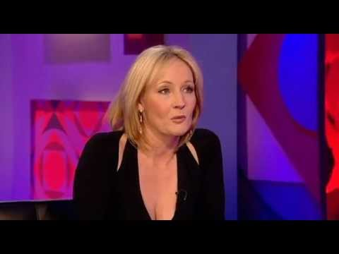 J.K. Rowling – Friday Night with Jonathan Ross (HQ)