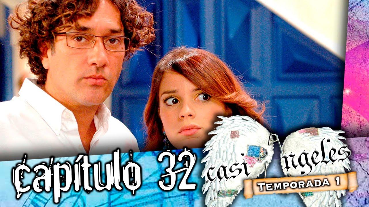 Ver Casi Angeles Temporada 1 Capitulo 32 en Español Online