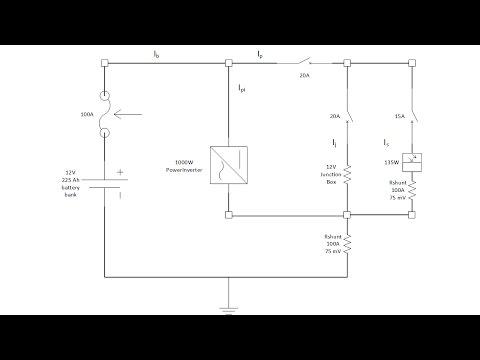 RV Solar Power System