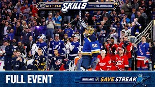 2020 Bud Light NHL Save Streak by NHL
