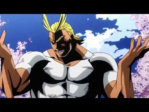 All might with johnny bravo's voice works... a little too well - Thời lượng: 29 giây.