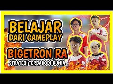 Belajar Dari Gameplay BIGETRON RA Match 5 Day 10 - PUBG MOBILE INDONESIA