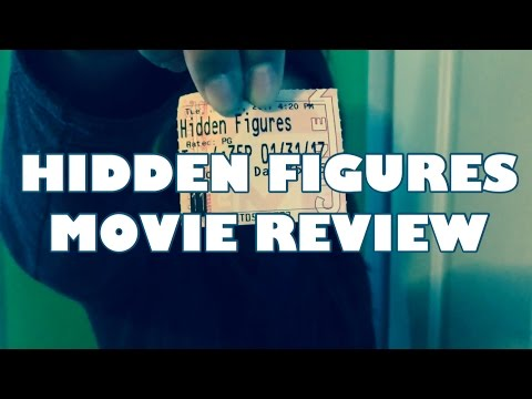 Hidden Figures - Movie Review | Flytte Kartina, Zadie Anderson
