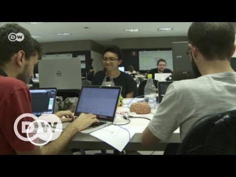 Brasilien: Online-Lernen im eigenen Tempo | DW Deutsch