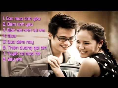 Những bài hát song ca hay nhất của Hà Anh Tuấn - Phương Linh - Thời lượng: 39:01.