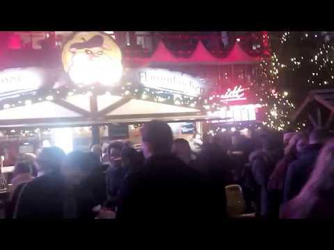 Weihnachtsmarkt Hamburg Reeperbahn - 21.12.2017