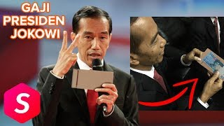 Video 😱 Segini Gaji President Jokowi, pantes banyak yang pengen.. MP3, 3GP, MP4, WEBM, AVI, FLV Februari 2019