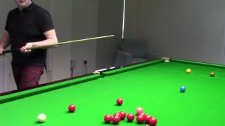 Shaun Murphy: How to split the pack