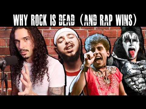 Why Rock Is Dead (And Rap Wins) (видео)