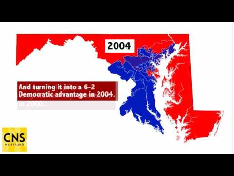 2016 Election: The impact of gerrymandering in Maryland