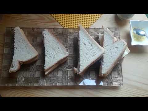 Nje ide per mengjese!!Tosta ne tave!Kahvaltilik tavada tost tarifi!!