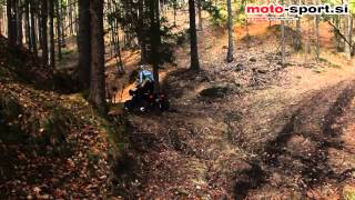 4. Arctic Cat XC 450 4x4.