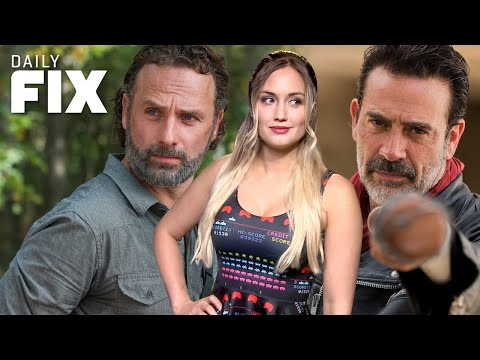 The Walking Dead Creator Robert Kirkman Turns on AMC - IGN Daily Fix